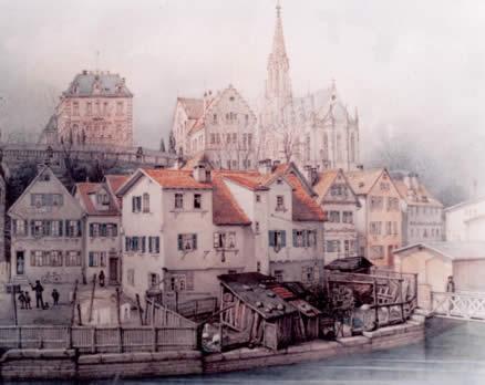 Berger Kirche Geschichte
