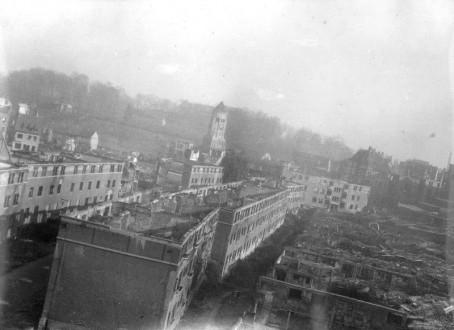 Heilandskirche in der Nachkriegszeit