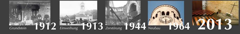 100 Jahre Heilandskirche