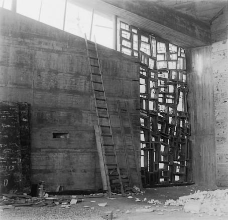 Bau der Heilandskirche 1962-94