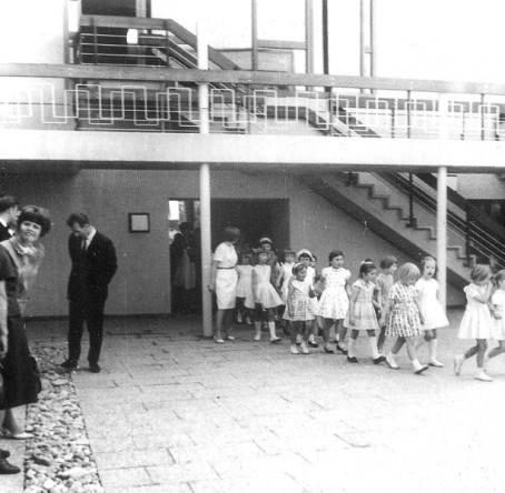 Einweihung des Gemeindezentrums 1964