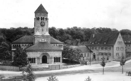 Heilandskirchce Pfarrhaus