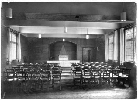 Heilandskirche Konfirmandensaal