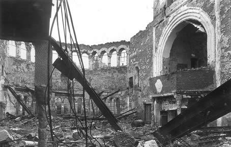 3. Zerstörung und Nachkriegszeit